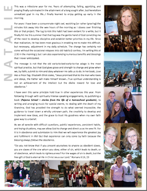 Wickham Newsletter