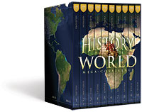 History of the World DVD Set